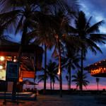 Barong Bar Sunset