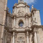 Площади Королевы (Plaza de la Reina) Кафедральный собор Валенсия
