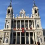 Собор Санта Мария ла Реаль де ла Альмудена в Мадриде