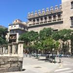Здание шелковой биржи Валенсия