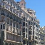 Площадь Ayuntamiento.