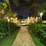 Mandira at night