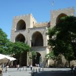 Ворота Серрано в Валенсии