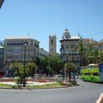 Площади Королевы (Plaza de la Reina)