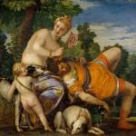 """Паоло Веронезе """" Венера и Адонис"""