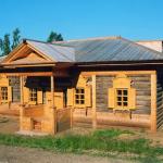 Музей деревянного зодчества «Тальцы»