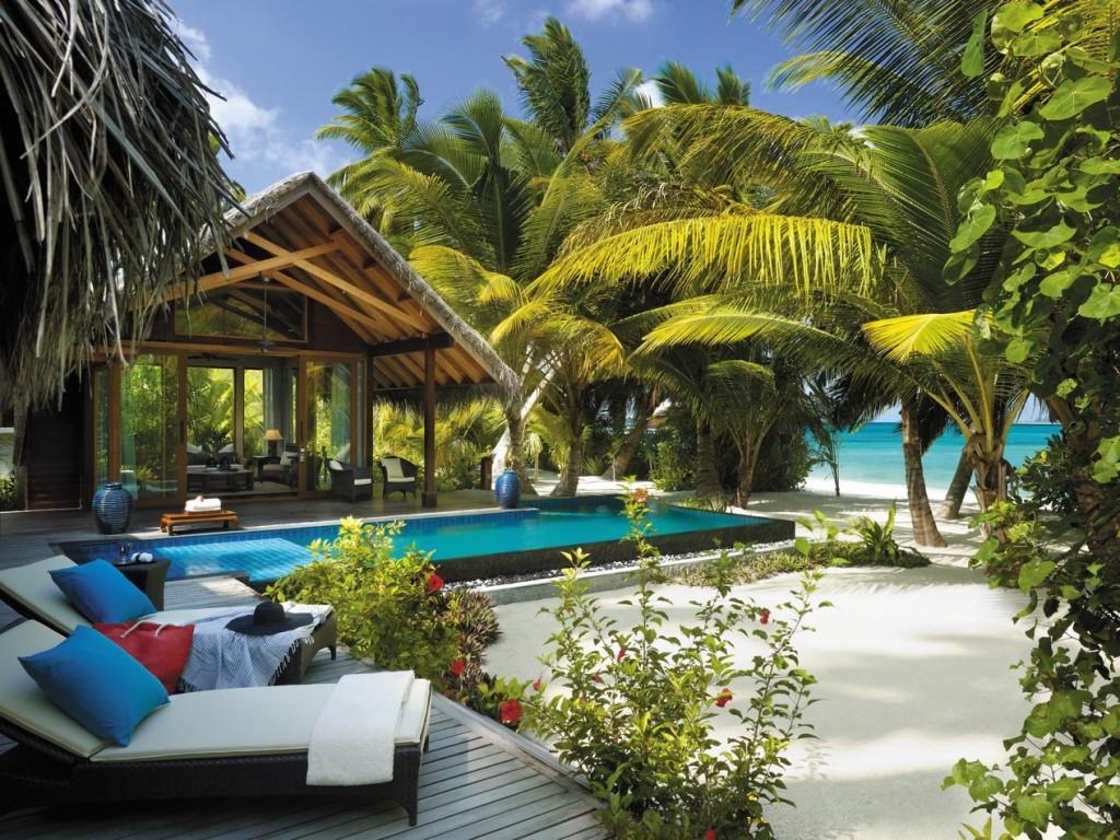 Shangri-La's Villingili Resort & Spa, Мальдивы