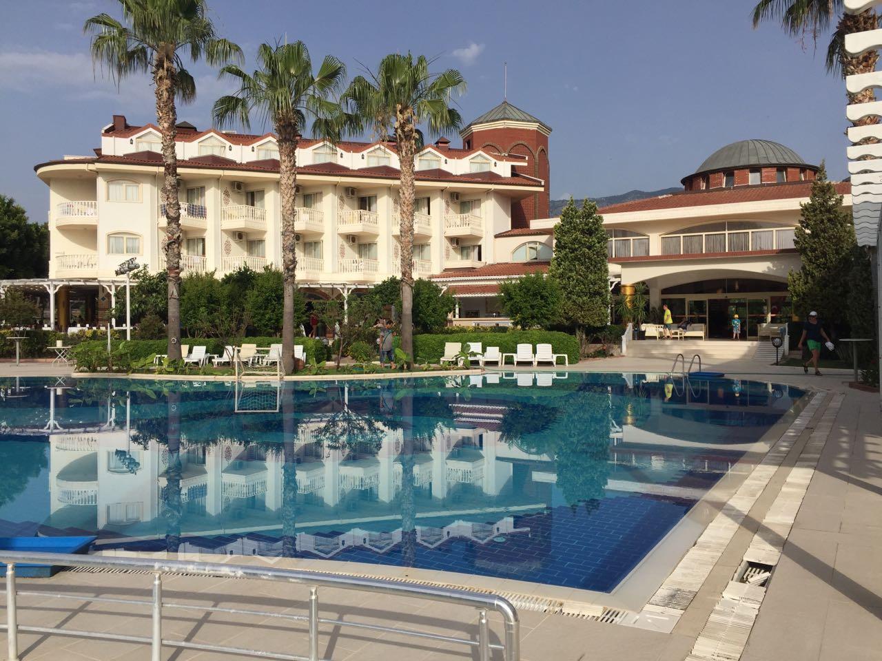 фото турция отель лариса султан бич в картинках если